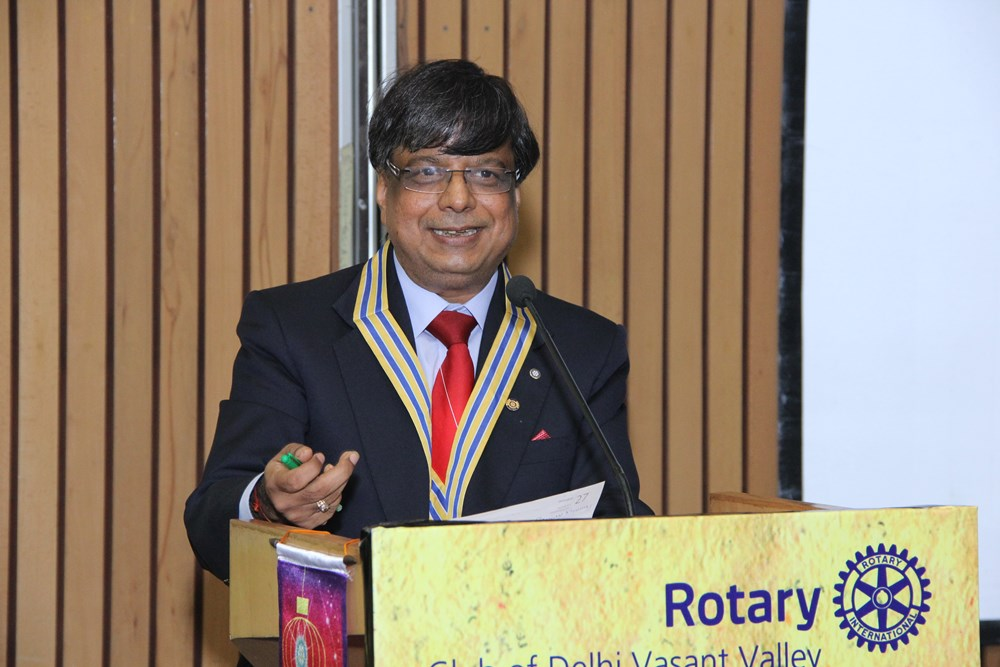 Rotary Club President Installation Ceremony 2014 (11)
