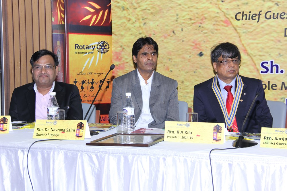Rotary Club President Installation Ceremony 2014 (15)