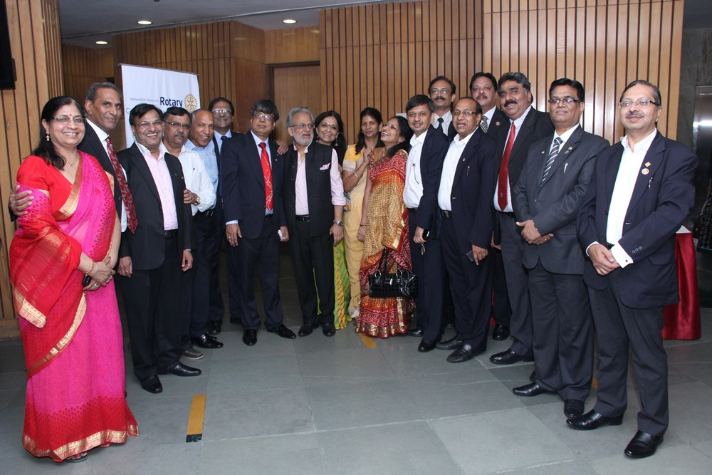 Rotary Club President Installation Ceremony 2014 (17)