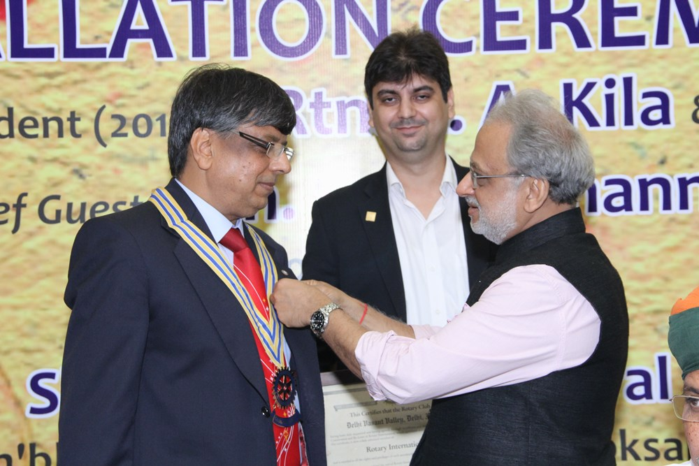 Rotary Club President Installation Ceremony 2014 (9)